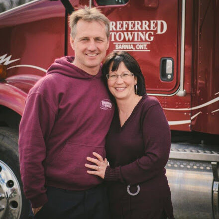 Gary and Tammy Vandenheuvel Owners